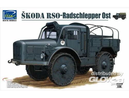 Riich Skoda RSO-Radschlepper Ost 1:35 (RV35005)