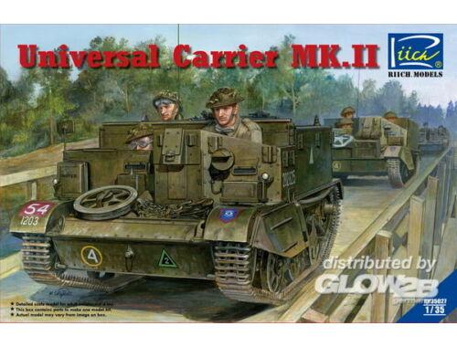 Riich Universal Carrier Mk.II (full interior) 1:35 (RV35027)