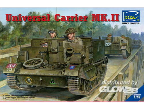 Riich Universal Carrier Mk.II (full interior) 1:35 (RV35027)