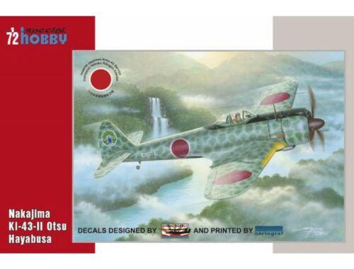 Special Hobby Nakajima Ki-43-II Otsu 1:72 (72193)