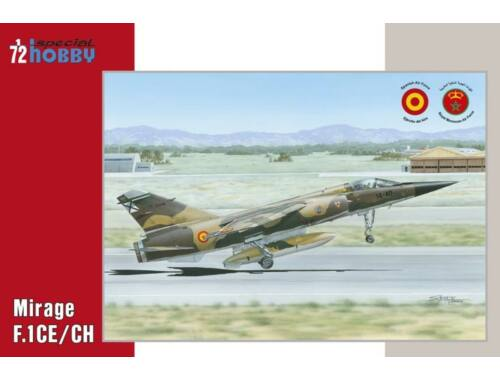 Special Hobby Mirage F.1 CE 1:72 (72289)