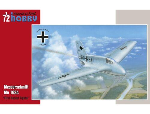 Special Hobby Messerschmitt Me 163A 1:72 (72334)
