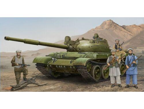 Trumpeter Russian T-62 Mod.1975 (Mod.1962 KTD2) 1:35 (1551)