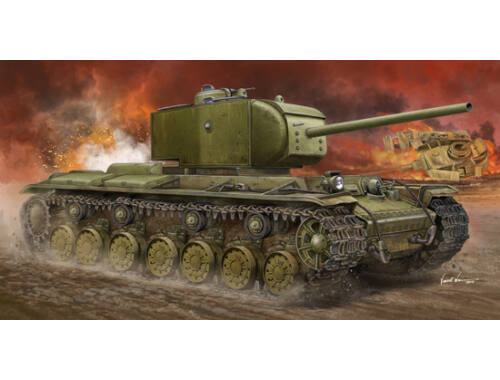 Trumpeter KV-220 Russian Tiger Super Heavy Tank 1:35 (5553)