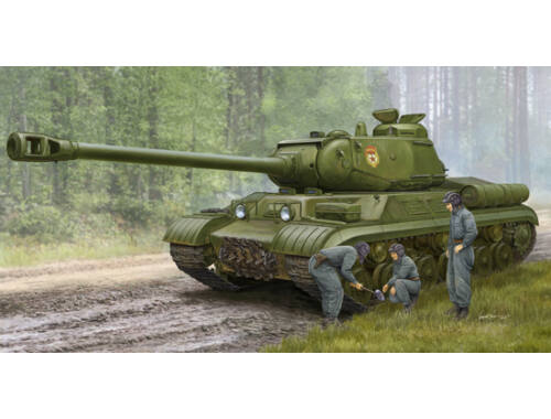 Trumpeter Soviet JS-2M Heavy Tank-Early 1:35 (5589)