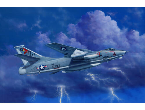 Trumpeter ERA-3B Skywarrior Strategic Bomber 1:48 (02873)