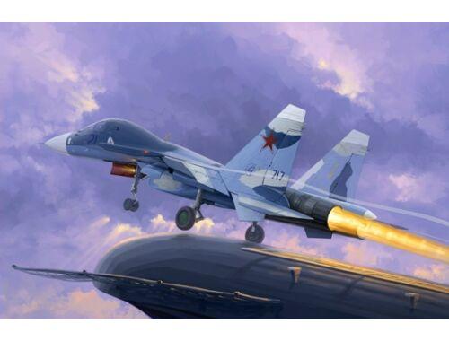 Trumpeter Russian Su-33UB Flanker D 1:72 (01669)