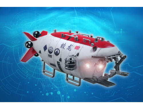 Trumpeter Chinese Jiaolong Manned Submarine 1:72 (7303)