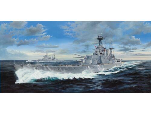 Trumpeter HMS Hood 1:200 (03710)