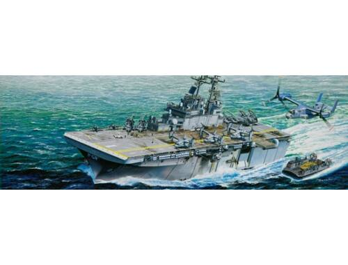 Trumpeter Aircraft Carrier USS Wasp LHD-1 1:350 (5611)