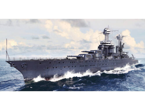 Trumpeter USS Tennessee BB-43 1941 1:700 (5781)