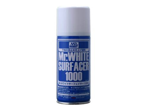 Mr.Hobby Mr.White Surfacer 1000 Spray B-511
