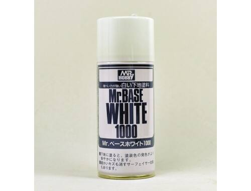 Mr.Hobby Mr.Base White 1000 Spray B-518