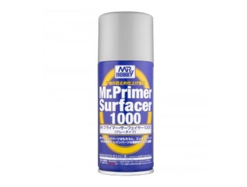Mr.Hobby Mr.Primer Surfacer Spray 1000 B-524