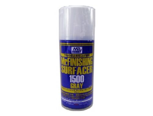 Mr.Hobby Mr.Finishing Surfacer Spray 1500 Gray B-527