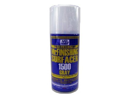 Mr.Hobby Mr.Finishing Surfacer Spray 1500 Gray B-527
