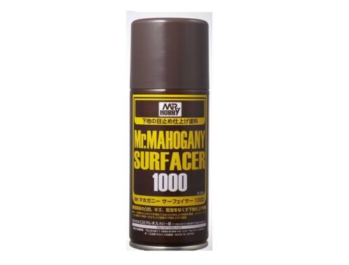 Mr.Hobby Mr.Mahogany Surfacer Spray 1000 B-528