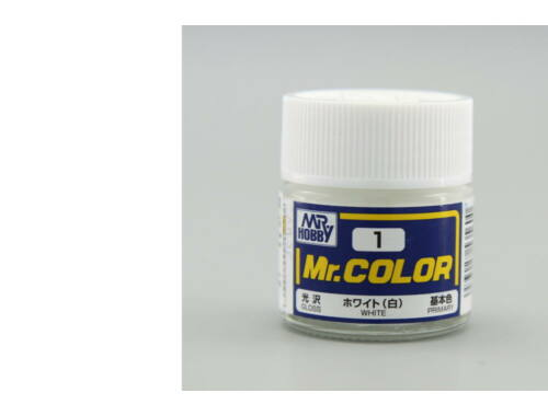 Mr.Hobby Mr.Color C-001 White