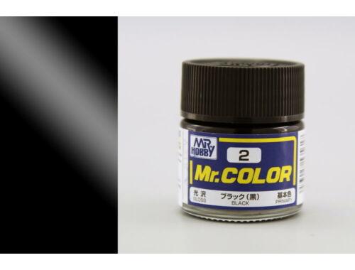 Mr.Hobby Mr.Color C-002 Black