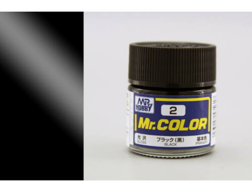 Mr.Hobby Mr.Color C-002 Black