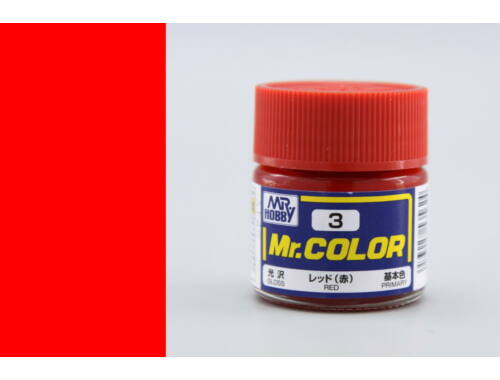 Mr.Hobby Mr.Color C-003 Red