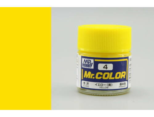 Mr.Hobby Mr.Color C-004 Yellow