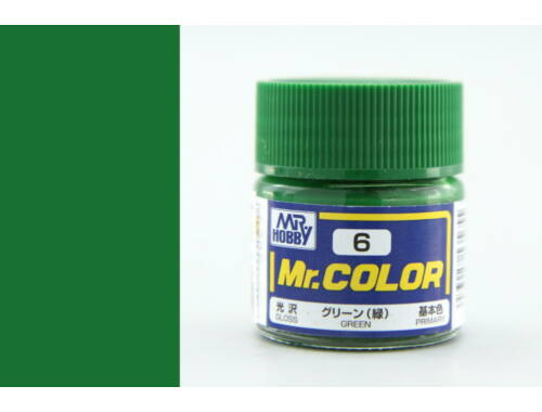 Mr.Hobby Mr.Color C-006 Green