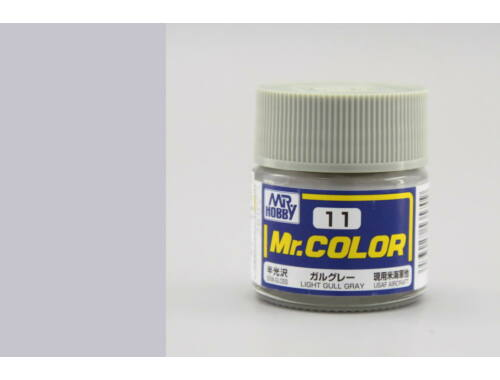 Mr.Hobby Mr.Color C-011 Light Gull Gray