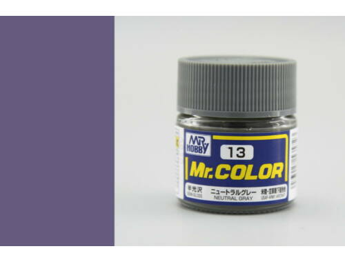Mr.Hobby Mr.Color C-013 Neutral Gray