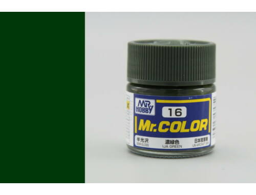 Mr.Hobby Mr.Color C-016 IJA Green