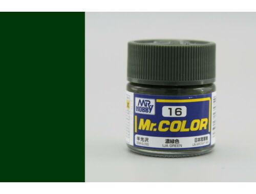 Mr.Hobby Mr.Color C-016 IJA Green