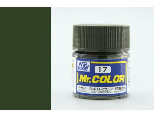 Mr.Hobby Mr.Color C-017 RLM71 Dark Green