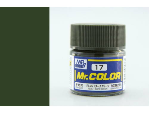 Mr.Hobby Mr.Color C-017 RLM71 Dark Green