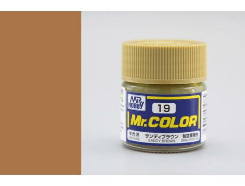 Mr.Hobby Mr.Color C-019 Sandy Brown
