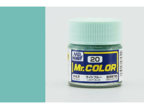 Mr.Hobby Mr.Color C-020 Light Blue