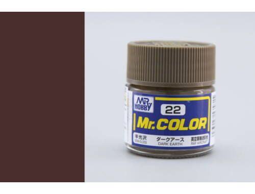 Mr.Hobby Mr.Color C-022 Dark Earth