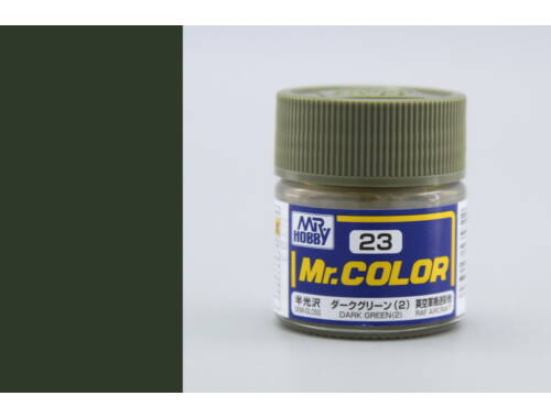 Mr.Hobby Mr.Color C-023 Dark Green (2)