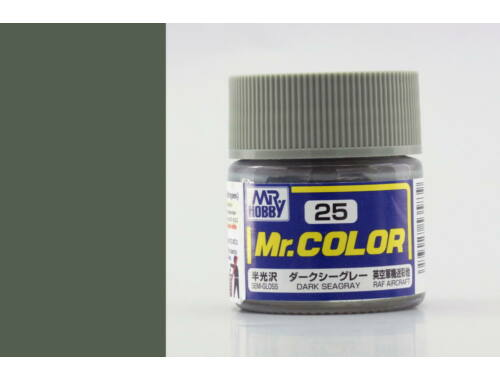Mr.Hobby Mr.Color C-025 Dark Seagray