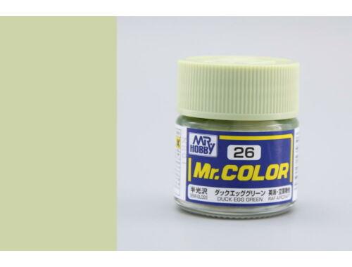 Mr.Hobby Mr.Color C-026 Dark Egg Green