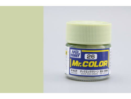 Mr.Hobby Mr.Color C-026 Dark Egg Green