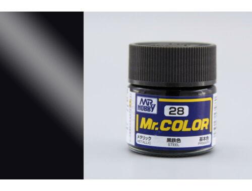 Mr.Hobby Mr.Color C-028 Steel
