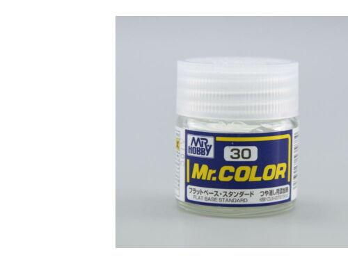 Mr.Hobby Mr.Color C-030 Flat Base