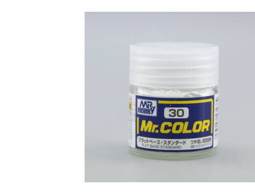 Mr.Hobby Mr.Color C-030 Flat Base