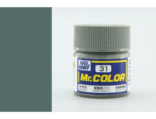 Mr.Hobby Mr.Color C-031 Dark Gray (1)
