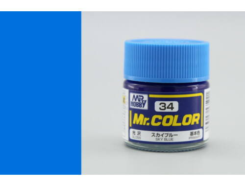 Mr.Hobby Mr.Color C-034 Sky Blue