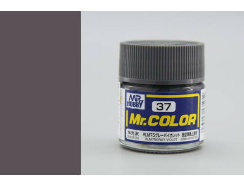 Mr.Hobby Mr.Color C-037 RLM75 Gray Violet