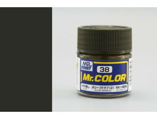 Mr.Hobby Mr.Color C-038 Olive Drab (2)