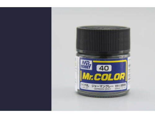 Mr.Hobby Mr.Color C-040 German Gray