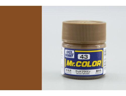Mr.Hobby Mr.Color C-043 Wood Brown