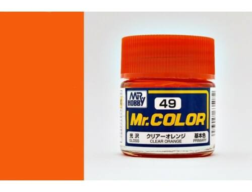 Mr.Hobby Mr.Color C-049 Clear Orange
